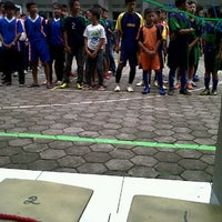 Photo taken at SMA Kartika Siliwangi 1 Bandung by Venny V. on 3/3/2012