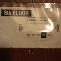 Photo taken at Super 8 Motel by Jon B. on 7/13/2012
