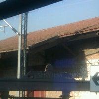 Photo taken at Σιδηροδρομικός Σταθμός Λιβαδειάς by Antonis ❗️ K. on 9/9/2012