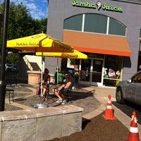 Photo taken at Jamba Juice Mountain View by Devans00 .. on 9/6/2012