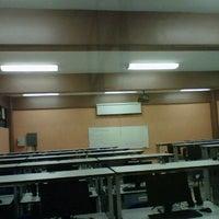 Photo taken at Laboratorio de Computo de Ciencias Básicas by Marta G. on 2/8/2012