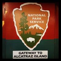 Photo taken at Alcatraz Cruises by Lisa F. on 8/29/2012