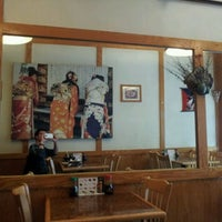 Photo taken at Mikaku Sushi by Alexander S. on 4/18/2012