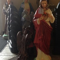 Photo taken at A.T. Merhaut, Inc. Church Restoration & Relgious Gift Center by Myranda M. on 5/3/2012