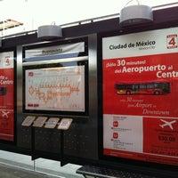 Photo taken at Metrobús Buenavista L4 by Davohr H. on 6/9/2012
