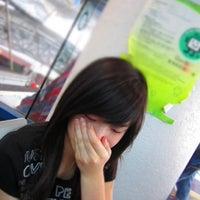 Photo taken at เสต๊กยิ้ม ยิ้ม by Nun C. on 5/13/2012