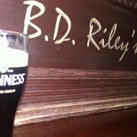 Photo taken at BD Riley's Irish Pub by Rachel F. on 8/4/2012