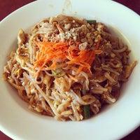 Photo taken at Talay Thai Restaurant by amijat on 5/25/2012