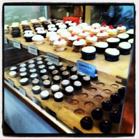 Photo taken at Red Velvet Cupcakery by Brian M. on 7/11/2012