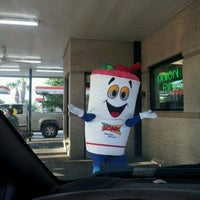 Photo taken at SONIC Drive In by nicole m. on 4/11/2012