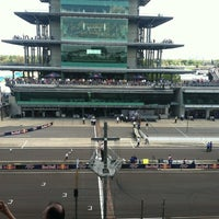 Photo taken at Start/Finish Line by Alex C. on 8/19/2012