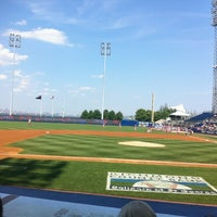 Photo taken at Richmond County Bank Ballpark by Mandy M. on 7/8/2012