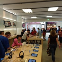Photo taken at Apple by Jack P. on 5/5/2012