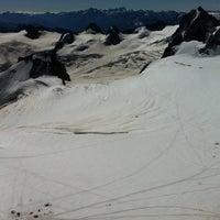 Photo taken at L'Aiguille du Midi (3842m) by Harreld K. on 8/10/2012