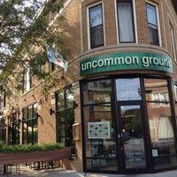 Das Foto wurde bei Uncommon Ground von Adam S. am 8/23/2012 aufgenommen