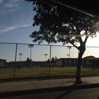 Photo taken at Tustin High School Football Stadium by victor b. on 3/25/2012
