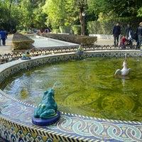 Foto tomada en Parque de María Luisa por Alex M. el 4/22/2012