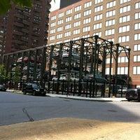 Photo taken at Manhattan Mini Storage by Micheal on 7/7/2012