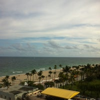 Photo taken at Courtyard Fort Lauderdale Beach by Andrew G. on 2/17/2012