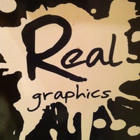Photo taken at Real Graphics by Chris F. on 3/13/2012