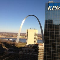 Photo taken at Hilton St. Louis at the Ballpark by Michael B. on 2/12/2012