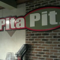 Photo taken at The Pita Pit by Mattee R. on 8/15/2012