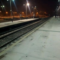 Photo taken at St Neots Railway Station (SNO) by Gareth S. on 2/10/2012