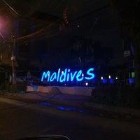Photo taken at Maldives by Chotima P. on 8/28/2012