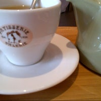 Photo taken at Patisserie Valerie by DTourist F. on 8/6/2012