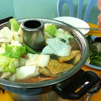 Photo taken at Restoran Yuen Buffet Steamboat by Jayden L. on 6/1/2012