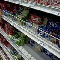 Photo taken at Supermercado Guanabara (Hiper) by Cesar S. on 7/21/2012