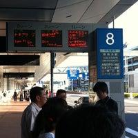 8/22/2012にKizen S.が第2ターミナルバスのりばで撮った写真