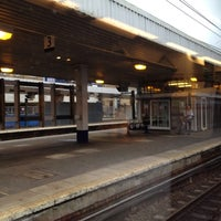 Photo taken at Haymarket Railway Station (HYM) by Malcolm on 7/10/2012