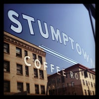 Foto tirada no(a) Stumptown Coffee Roasters por Elise B. em 5/11/2012