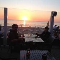 Photo taken at Beachclub O. by Leon N. on 7/24/2012