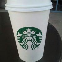 Photo taken at Starbucks by Santy P. on 2/24/2012