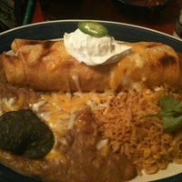 Photo taken at On The Border Mexican Grill & Cantina by Buddha P. on 5/28/2012