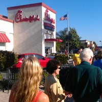 Photo taken at Chick-fil-A by Chris S. on 8/2/2012