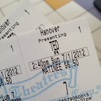 Photo taken at R/C Movies Hanover 16 by Dianne H. on 7/1/2012