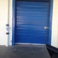 Photo taken at Secure Self Storage by Jean R. on 2/27/2012