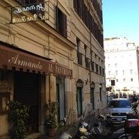 Photo taken at Armando al Pantheon by Scott M. on 6/15/2012