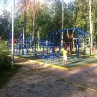 Photo taken at Черкизовский парк by dimon on 8/8/2012
