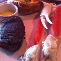 Photo taken at Outback Steakhouse by Brandy W. on 7/13/2012