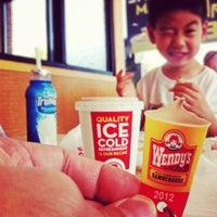 Photo taken at Wendy's by pete k. on 8/29/2012