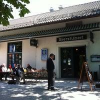 Das Foto wurde bei Wirtshaus am Bavariapark von Thomas H. am 5/14/2012 aufgenommen