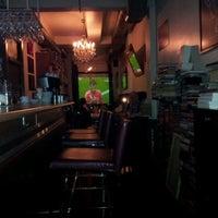 Photo taken at Tezgah Kitapevi Cafe Bar by Tezgah T. on 6/12/2012