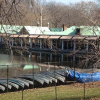 Photo taken at The Loeb Boathouse by Jennifer M. on 2/18/2012