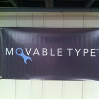 Photo taken at Movable Type by Robert M. on 5/25/2012