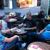 Das Foto wurde bei Cafe Extrablatt von Stefan K. am 7/22/2012 aufgenommen