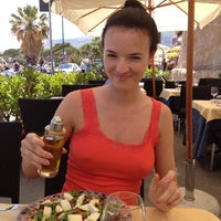 Photo taken at Ristorante da Peppino a Mondello by Yulia S. on 6/13/2012
